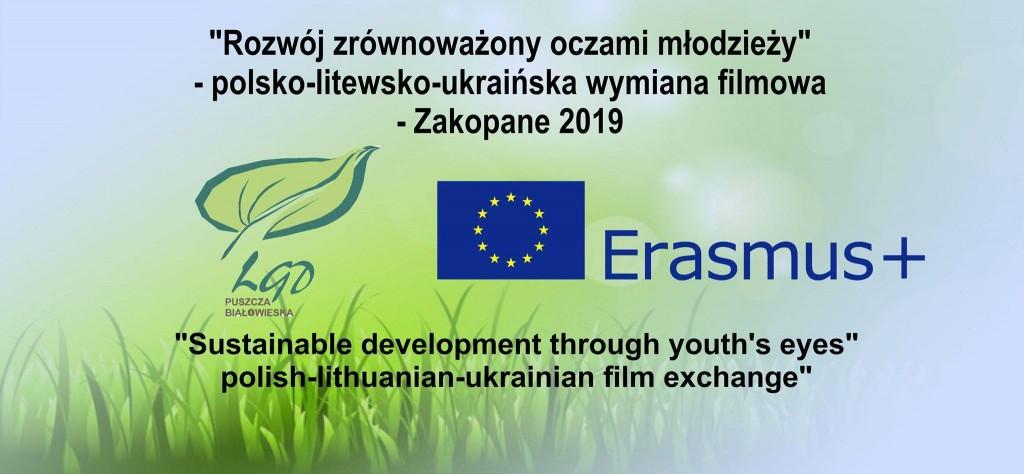 Plakat Erasmus